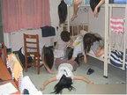 女生宿舍的混乱不堪 超出你想象-搞笑图片