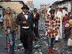 在人均年收入100美元的刚果,这群人宁愿饿死也要穿得帅-猎奇图片