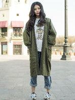 气质摄影街拍 身形气质堪比模特-潮人