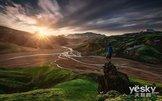 壮观的风景摄影作品欣赏_图赏