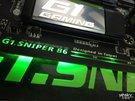 低价游戏主板新军 技嘉G1.Sniper B6主板高清图赏_新品图赏