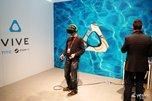 HTC Vive VR消费版及MWC2016展台实拍_手机酷品秀