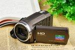 珍藏每一刻 索尼摄像机HDR-CX680外观图赏_新品图赏