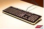 帅到爆炸 雷神K60机械键盘图赏_图赏