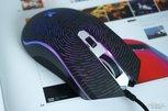 星空开始变换 雷柏V25S幻彩RGB电竞游戏鼠标图赏_外设酷品秀