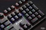 混彩背光系统 雷柏V700S合金版游戏机械键盘图赏_外设酷品秀
