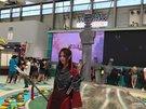 2017ChinaJoy开幕 高颜值ShowGirl妹子来袭_图赏