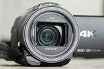 快捷编辑 轻松分享 索尼FDR-AX60摄像机外观图赏_图赏