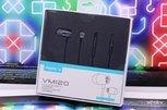 独特锌合金音腔 雷柏VM120入耳游戏耳机图赏_外设酷品秀