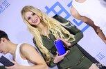 """""""僚机""""抢了主角光环 魅蓝E3发布会现场图集欣赏_手机酷品秀"""