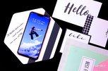 科技与美感的碰撞结合 vivo X21屏幕指纹版宝石红图赏_手机酷品秀
