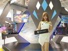 COMPUTEX 2018:带你看现场萌萌的Showgirl小姐姐_新品图赏