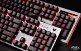 更强防水!雷柏V530L及V720L背光机械游戏键盘图赏_外设酷品秀