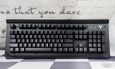 雷柏V750键盘图赏:高性价游戏键盘首选_外设酷品秀
