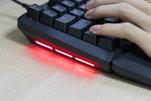 雷柏V550RGB键盘图赏:专为游戏玩家设计_外设酷品秀