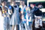 又一次设计巅峰 vivo NEX 双屏版美女图赏_手机酷品秀