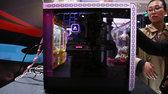 搭载RTX 20系显卡游戏本 雷神911 Pro现场图赏_新品图赏