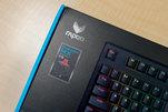 原厂轴手感不凡:雷柏V808 RGB机械键盘图赏_外设酷品秀