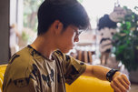 柔性屏新物种 努比亚阿尔法腕机图赏_手机酷品秀