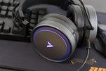 雷柏VH530虚拟7.1声道RGB游戏耳机图赏_外设酷品秀