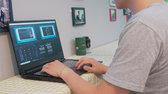 全能型游戏本雷神911 Plus:强劲性能让你工作也高效_新品图赏