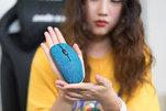 雷柏M200 Plus多模式布艺鼠标图赏_外设酷品秀