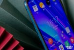 Realme Q光钻绿图赏:光影交错间魅力尽显_手机酷品秀