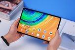 重新定义全面屏 华为平板MatePad Pro美图赏析_新品图赏