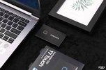 雅致与安全一触即达 三星移动固态硬盘T7 Touch图赏_新品图赏