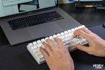 莱仕达PXN-K30多模无线键盘图赏_外设酷品秀