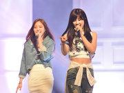 APINK演唱会再创热潮 台下粉丝欢呼尖叫-韩国女明星