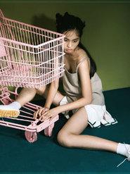 TEST#O6#NULL 最新时尚大片变身活力美少女