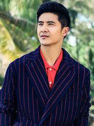 田亮:泰国普吉岛 气质硬朗男人味十足