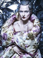 Makeup 时尚妆容大片 红唇演绎性感
