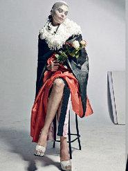 时尚大片曝光 造型百变演绎时尚随性魅力