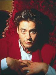 帅 小罗伯特唐尼1988年写真
