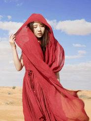 刘美麟深入撒哈拉 吟唱《橄榄树》