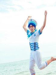 男子游泳部 龙崎怜 【我呀,最喜欢大海了~】