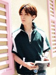 王天野时尚街拍变身夏日阳光少年