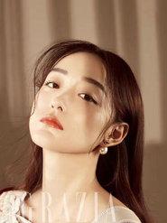何泓姗最新时尚大片曝光