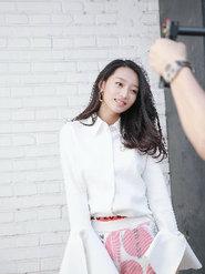 王艺诺大片花絮曝光
