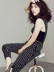 黄小蕾时尚写真知性的熟女之美