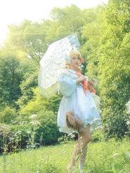 可爱动漫 镜音双子 夏日森林の小清新