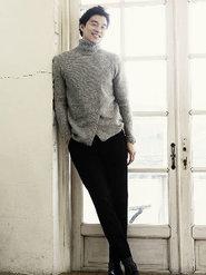 韩国男星孔刘时髦帅气高清写真