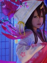 阴阳师手游 桃花妖【我的名字是「桃花」是桃花的妖怪】