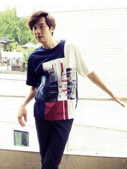 李光洙最新阳光写真 显暖男气质