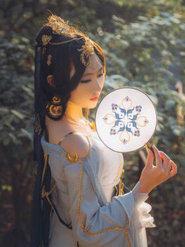 剑侠情缘网络版叁 真人cosplay 沧海间 山水人间