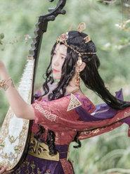剑侠情缘网络版叁 罗姆之舞真人cosplay福利
