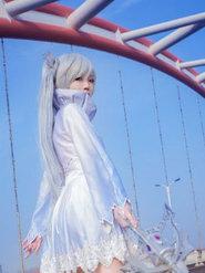 cosplay女生福利 RWBY 魏丝·雪倪×Ruby Rose
