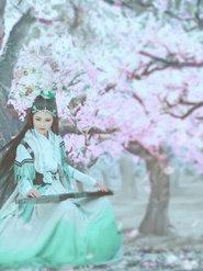 剑侠情缘网络版叁 长歌门 张婉玉 cosplay动漫女神